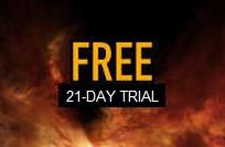 Оформить пробную подписку на EVE online сроком на 21 день (вместо обычных двух недель)